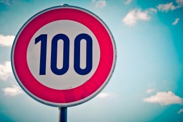 Niederlande: Ab März 2020 auf Autobahnen Tempo 100